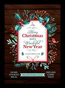 Christmas Party Invitation - 14