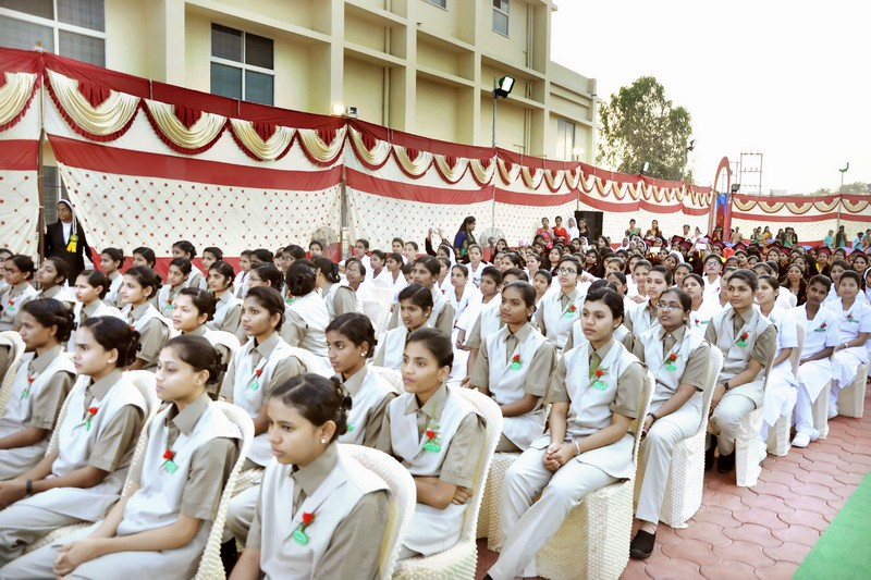 St. Joseph's College of Nursing, Hoshangabad