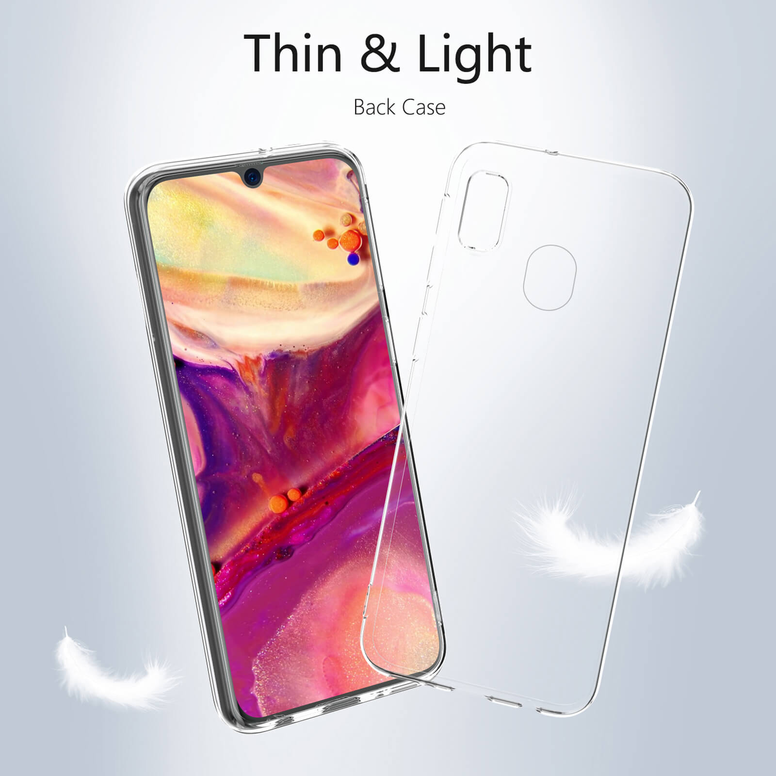 For-Samsung-Galaxy-S10-S9-S8-Case-Shockproof-Silicone-Protective-Clear-Gel-Cover thumbnail 56