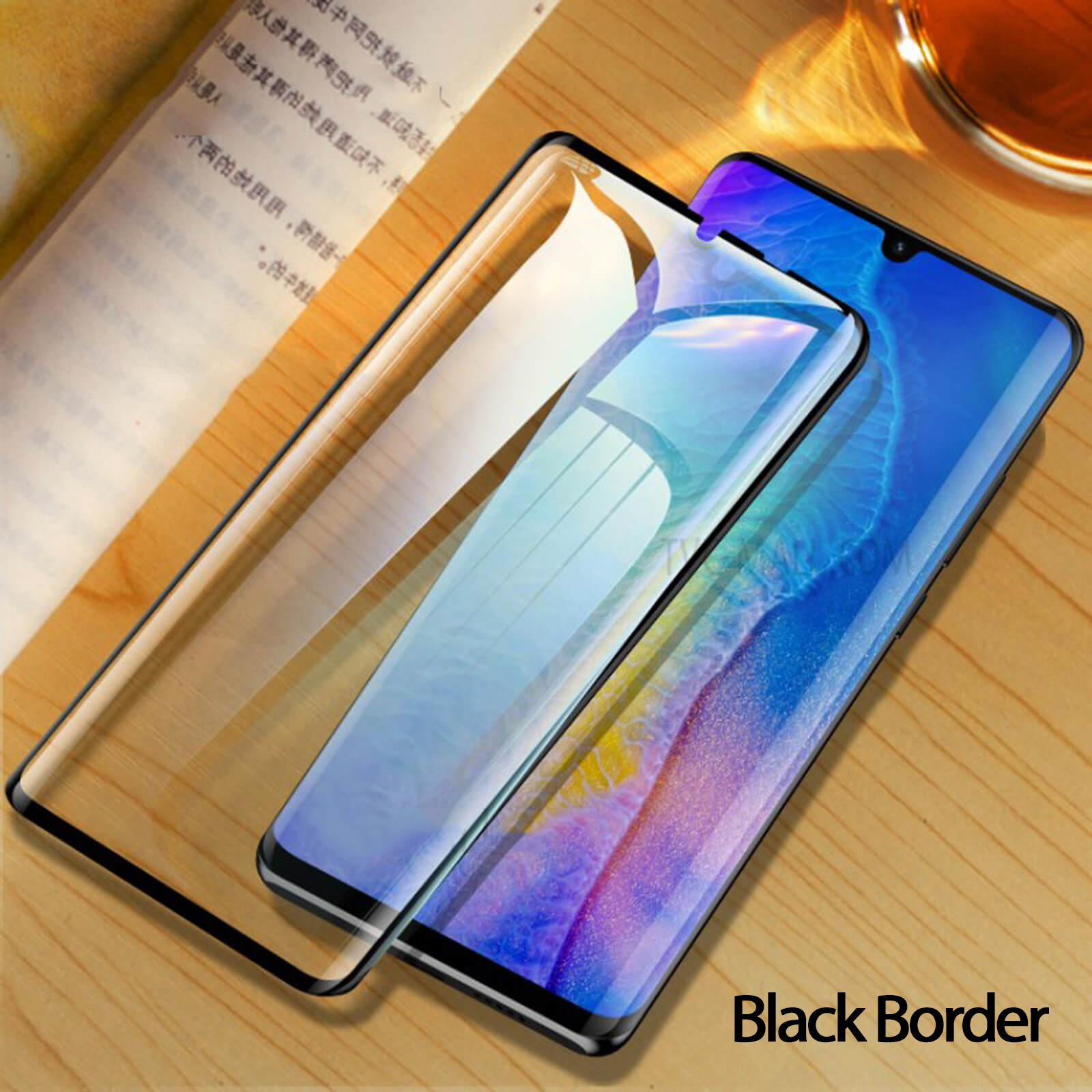 Full-Coverage-3D-Tempered-Glass-Screen-Protector-For-Huawei-P30-P20-Pro-Mate-20 Indexbild 24