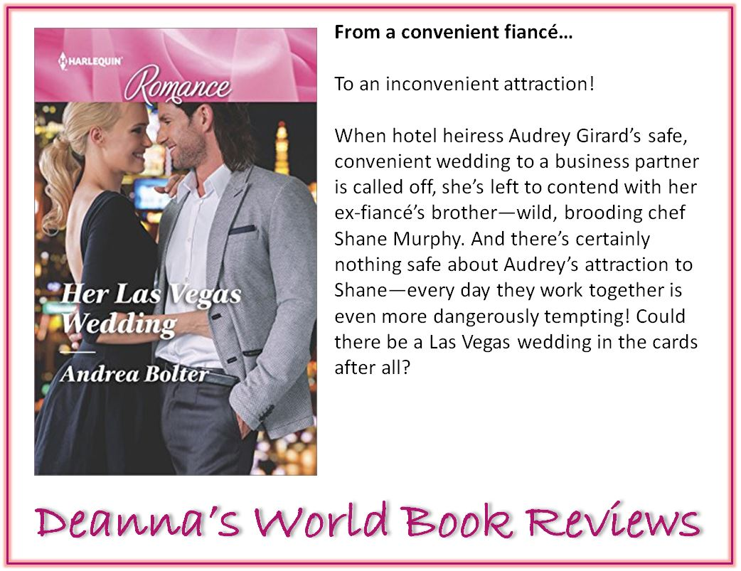 Her Las Vegas Wedding by Andrea Bolter blurb