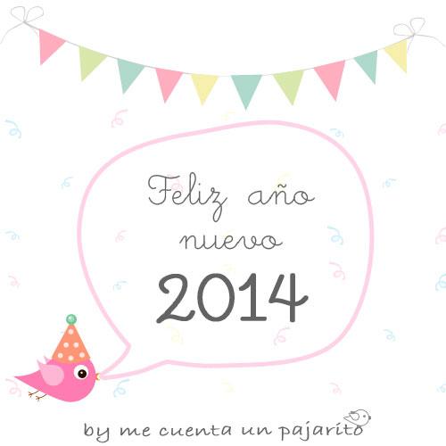 Feliz año nuevo 2014, Happy New Year 2014
