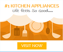 Kitchen Appliances Store HTML5 GWD AD Banner