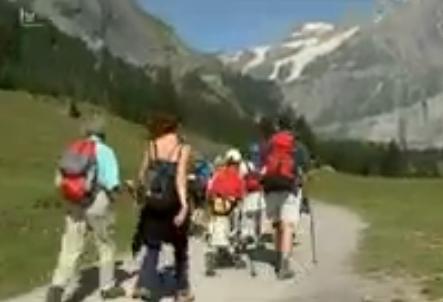 Wandertouren in der Schweiz