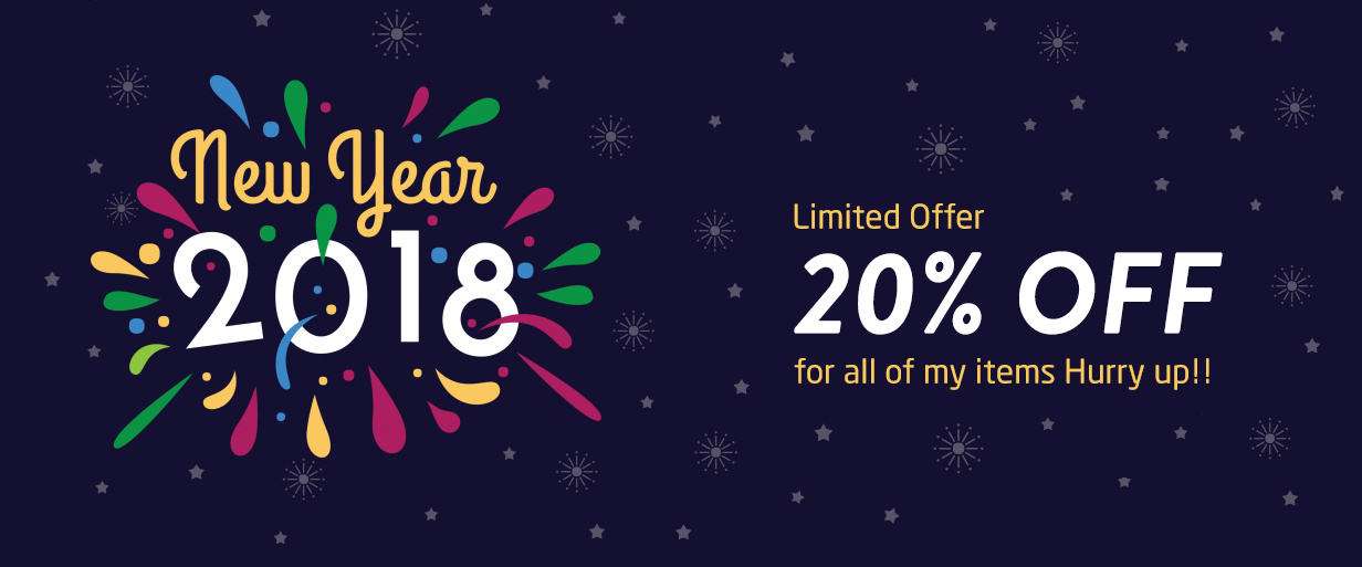 Limited Offer 20% OFF