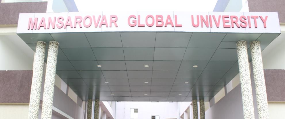 Mansarovar Global University, Sehore Image