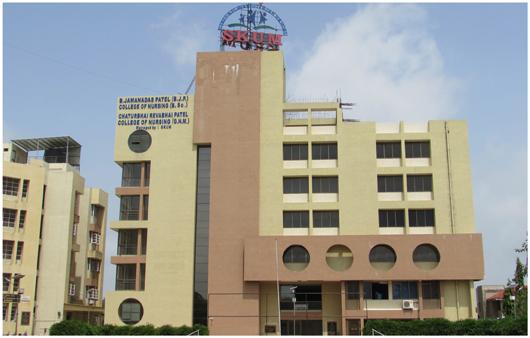 Skum College of Nursing, Ahmedabad Image