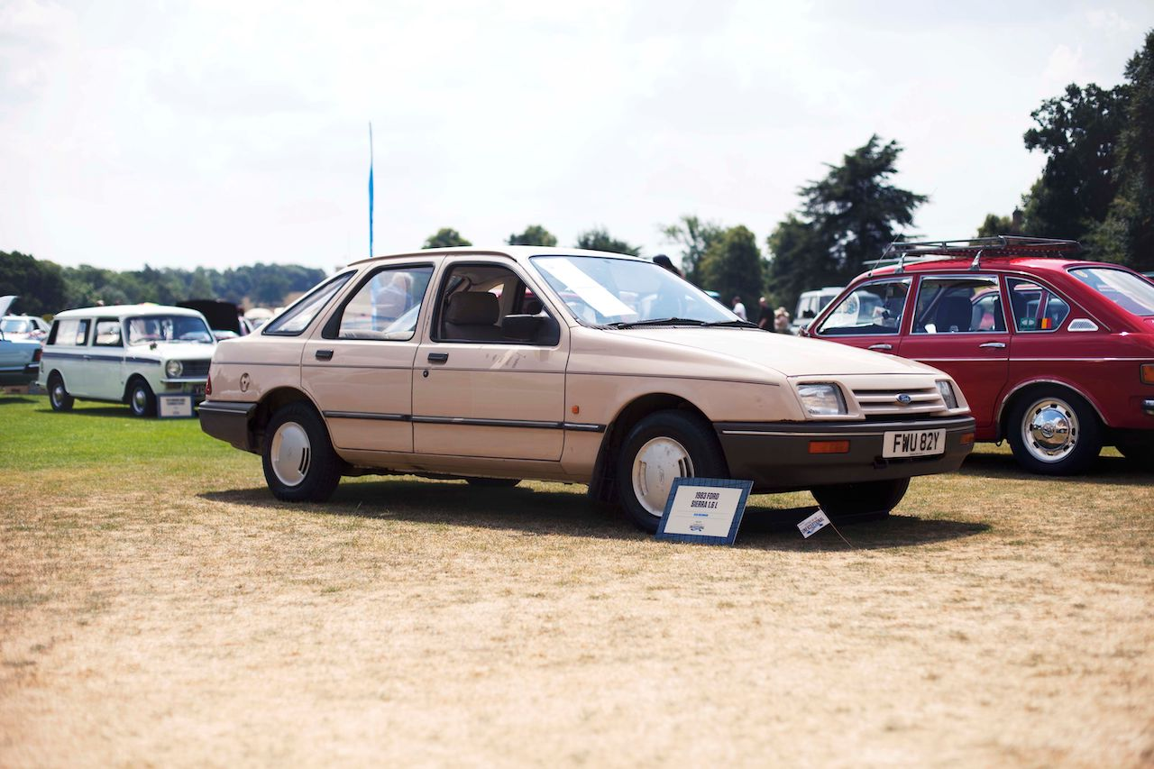 Hagerty Festival Of The Unexceptional - The Memories Remain