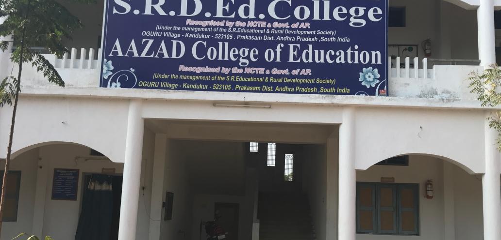 Aazad College Of Education, Prakasam