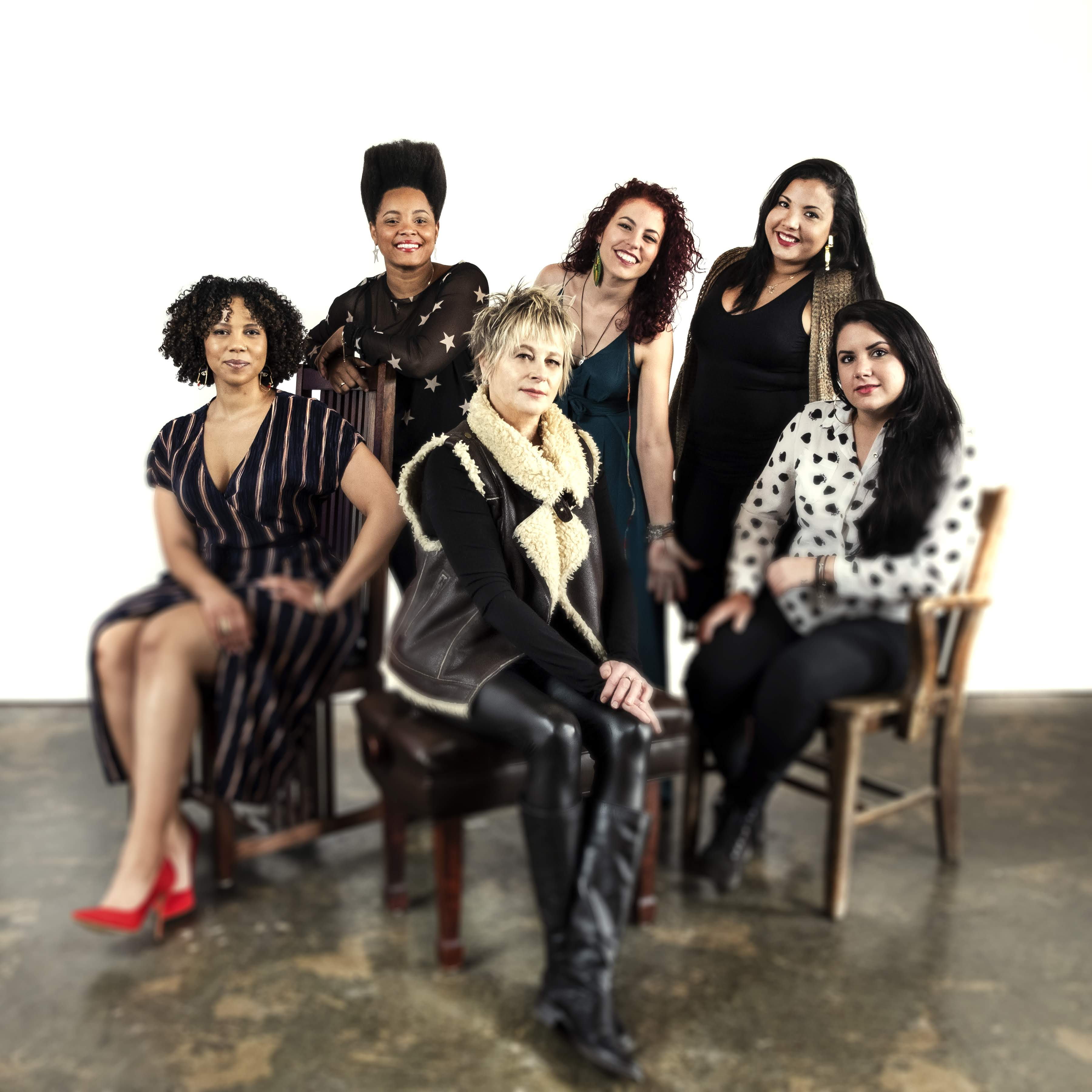 Jane Bunnett and Maqueque from the album On Firm Ground by Linus Entertainment and True North Records