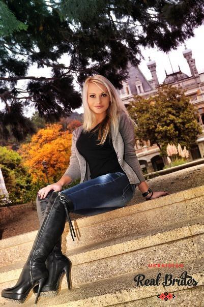 Photo gallery №11 Ukrainian bride Anastasia