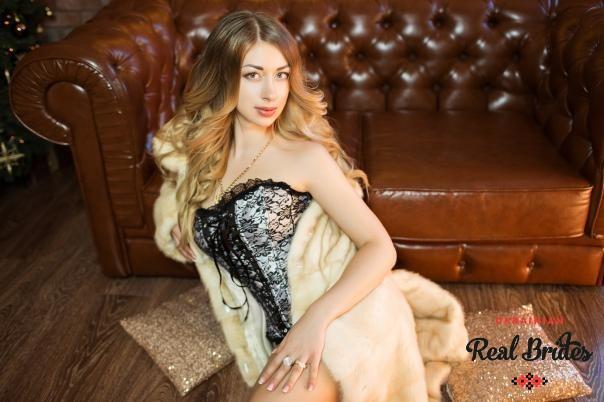 Photo gallery №7 Ukrainian bride Tatjana