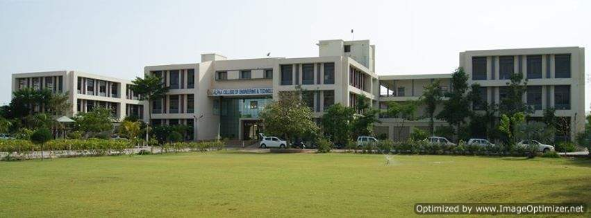 ALPHA COLLEGE OF ENGINEERING AND TECHNOLOGY
