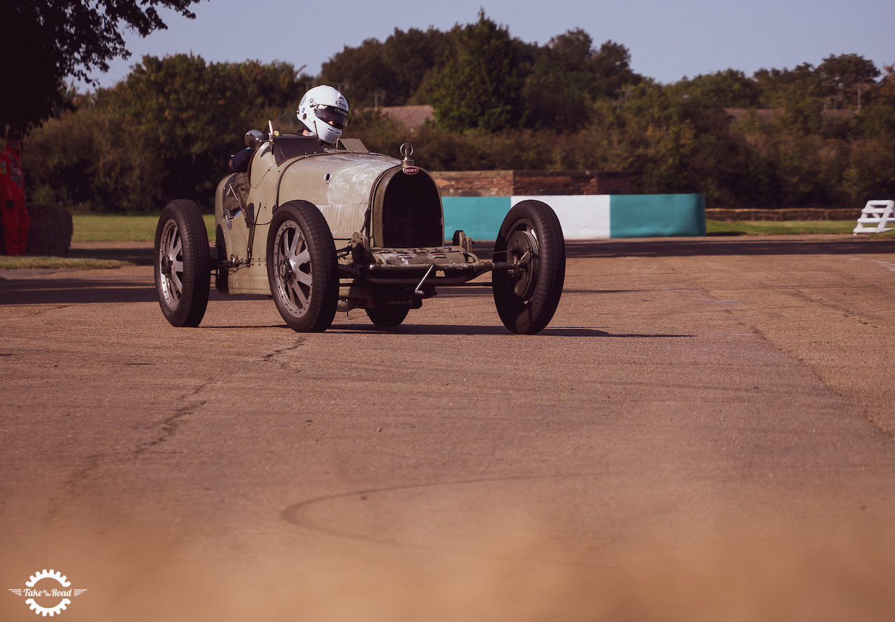 The Classic Car Drive in Weekend off to a flying start