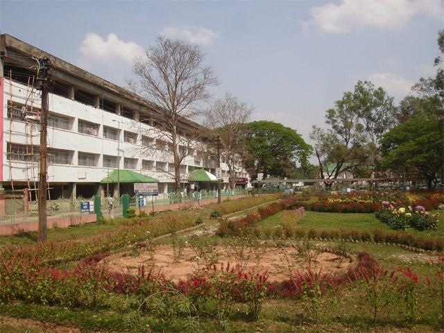 Silchar Medical College And Hospital Image