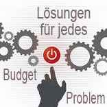 Lösungen für jedes Budget und jede Herausforderung.