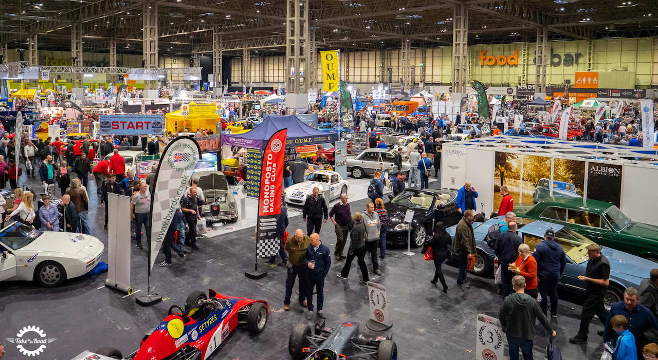 Highlights from the NEC Classic Motor Show 2019