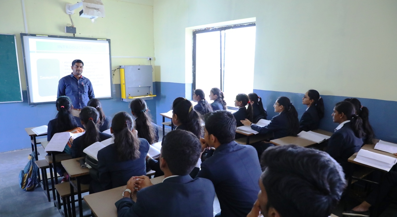 Swami Vivekanand College of Pharmacy, Udgir