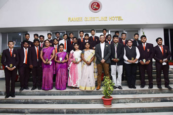 Ramee Academy of Catering, Tourism and Hotel Management, Tirupati
