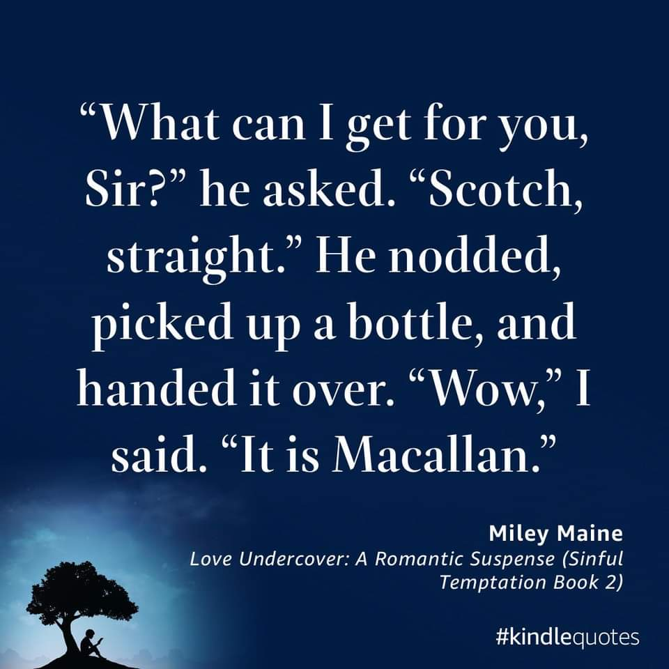 Book quote Miley Maine