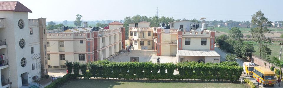 Ved Nursing College, Panipat Image