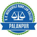 Banaskantha Mercantile Co-Op Bank Ltd Law College