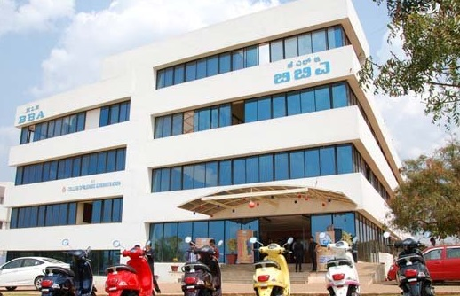 K.L.E Society's College of Business Administration, Hubli