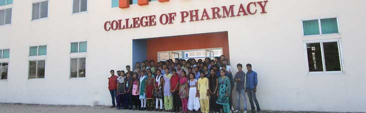 Dr. Shri R.M.S. Institute of Science and Technology College of Pharmacy, Mandsaur
