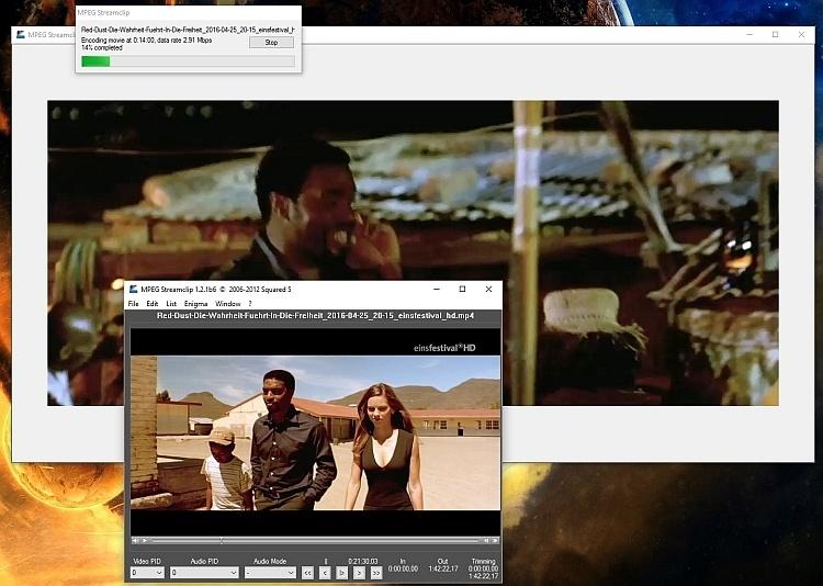 Das kostenlose Video-Schnitt Programm MPEG Streamclip im Einsatz: Werbung + Ränder schneiden, Auflösung anpassen und weitere Funktionen inklusive