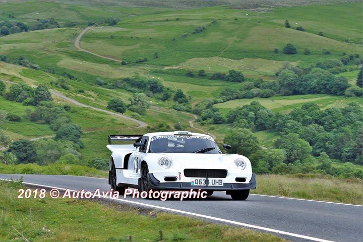 Motoring at the Manor Top 10 Pin Up Motors