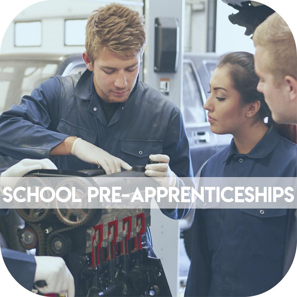 Pre Apprenticeships in Schools