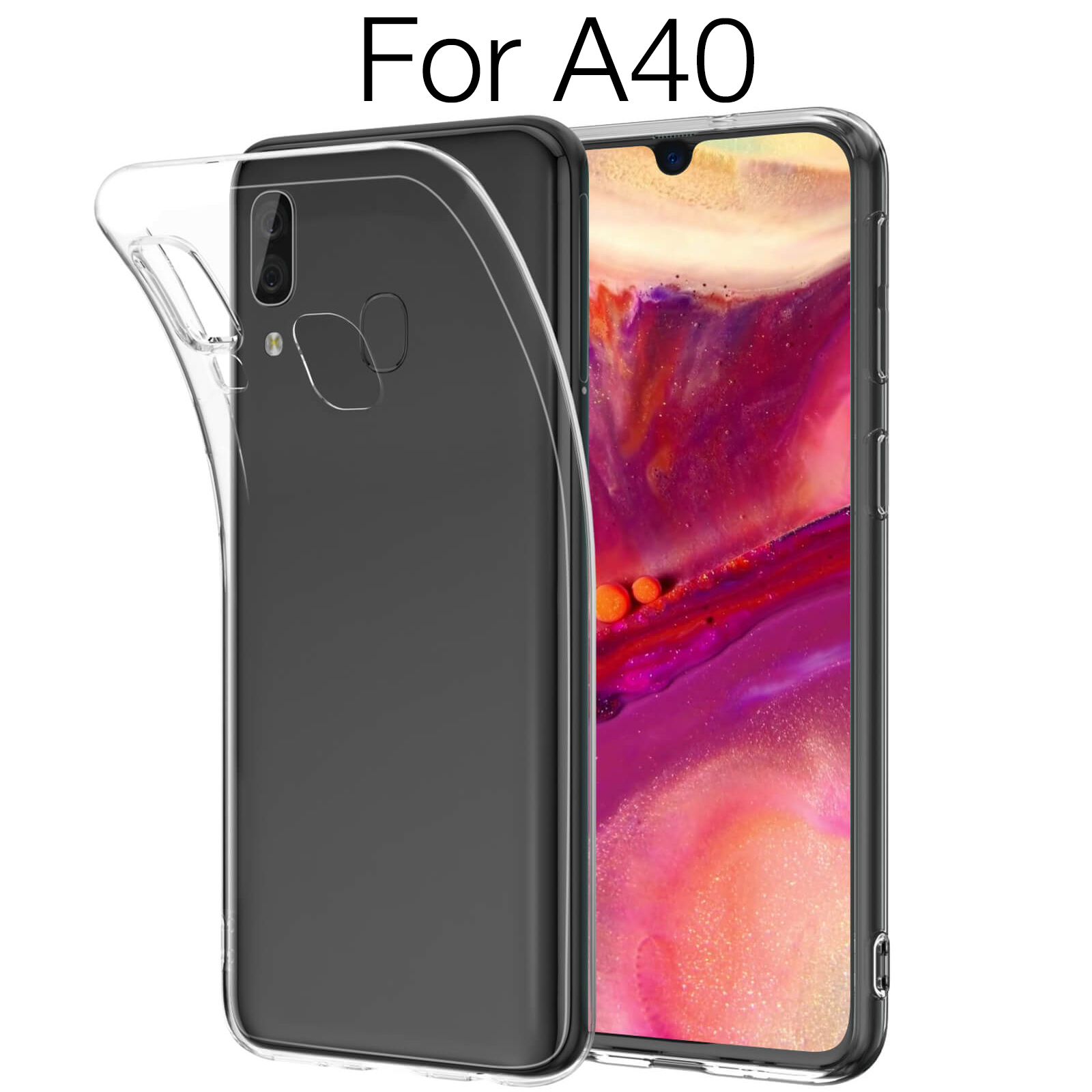 For-Samsung-Galaxy-S10-S9-S8-Case-Shockproof-Silicone-Protective-Clear-Gel-Cover thumbnail 66