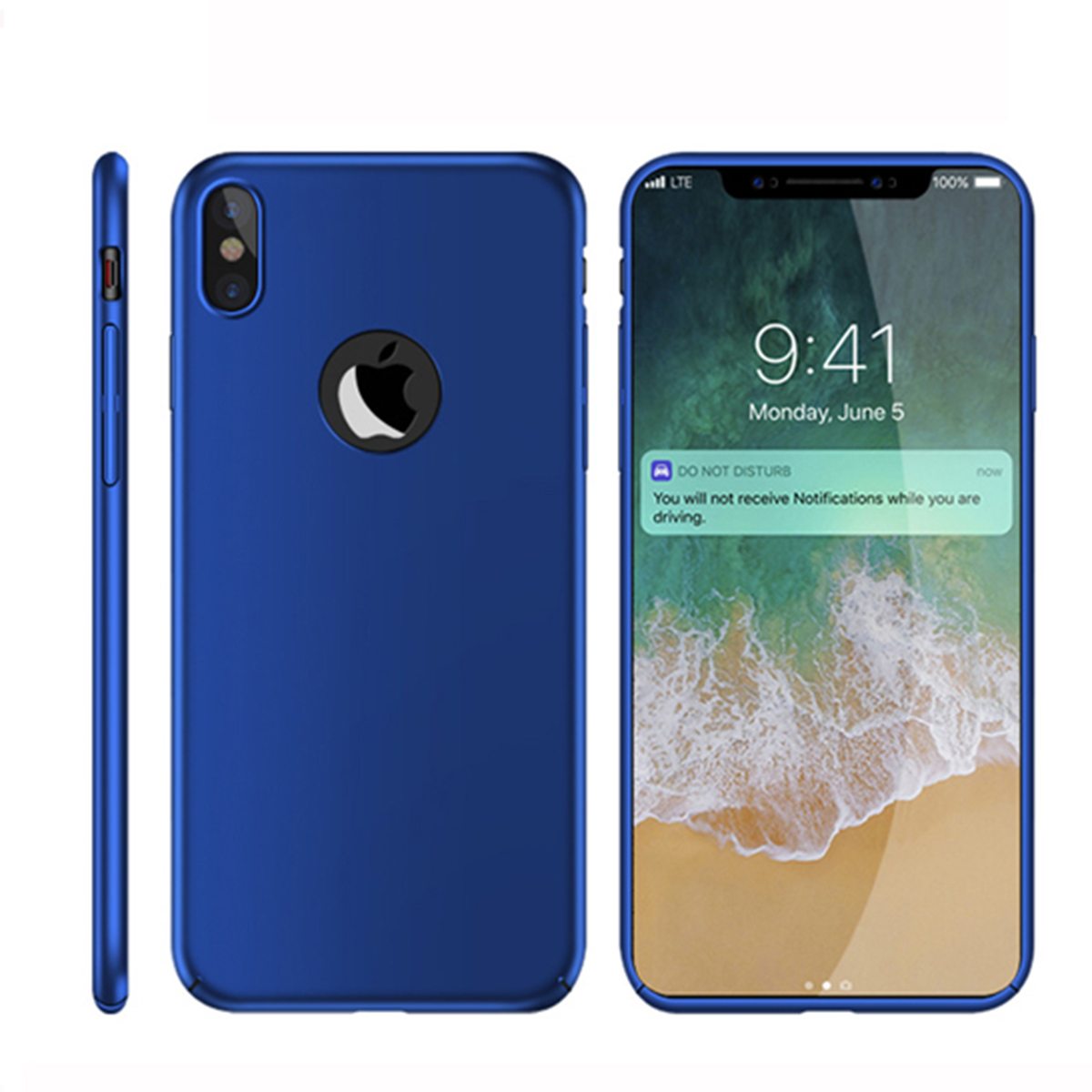 Shockproof-Hard-Back-Ultra-Thin-Slim-New-Bumper-Case-Cover-For-Apple-iPhone-X-XR miniatuur 49