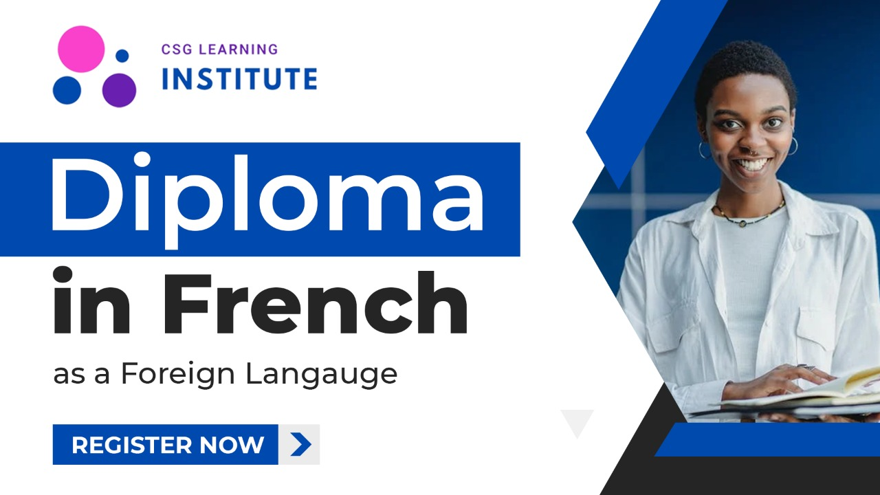 Diploma in French Flyer