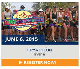 iTRYathlon Irvine