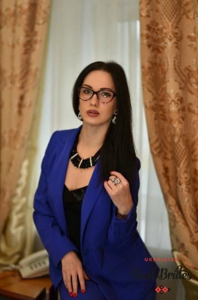Profile photo Ukrainian lady Olesya