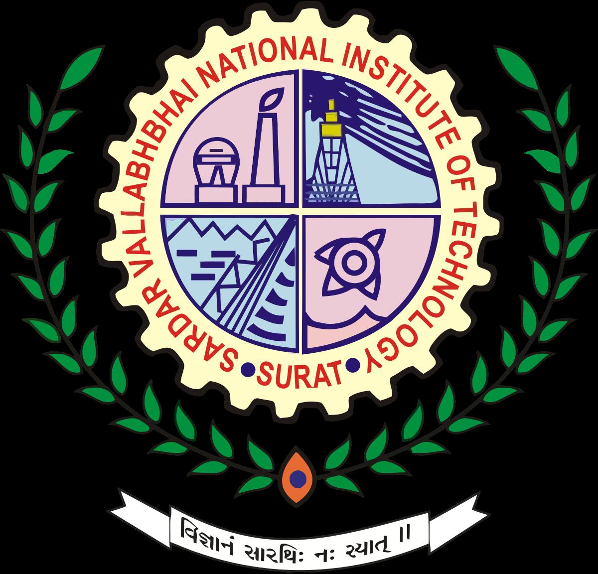 NIT (Sardar Vallabhbhai National Institute Of Technology), Surat