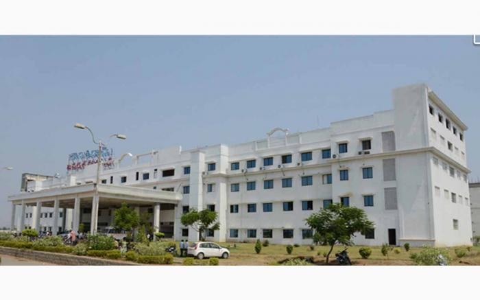 Santhiram Medical College, Nandyal Image