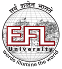 EFLU Entrance Exam 2020