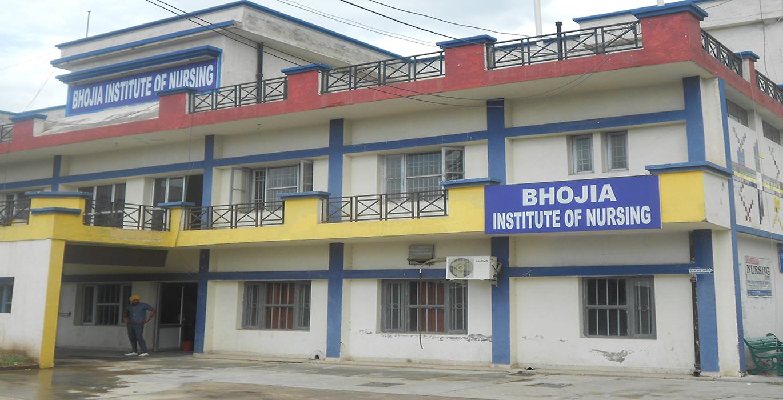 Bhojia Institute Of Nursing