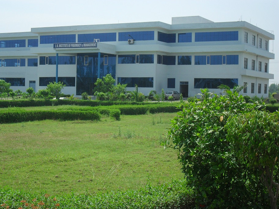 J.K. Institute of Pharmacy and Management