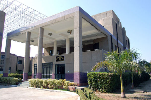 Bhopal Nursing College Image