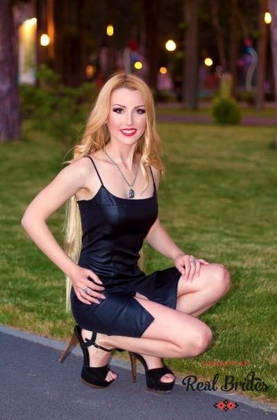 Profile photo Ukrainian bride Ksenia