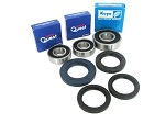 Japanese Rear Wheel Bearings Seals Kit Suzuki GSXR750 GSX-R750 2000-2009