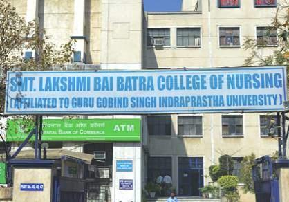 Lakshmi Bai Batra College Of Nursing, New Delhi Image