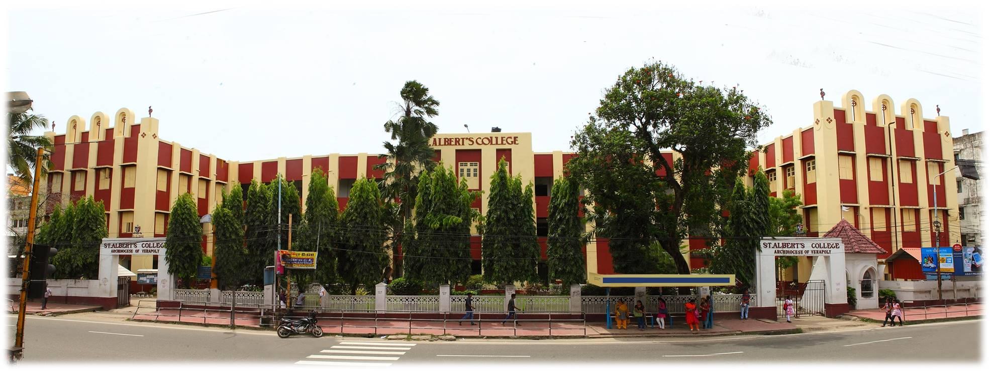 St. Albert's College, Kochi Image