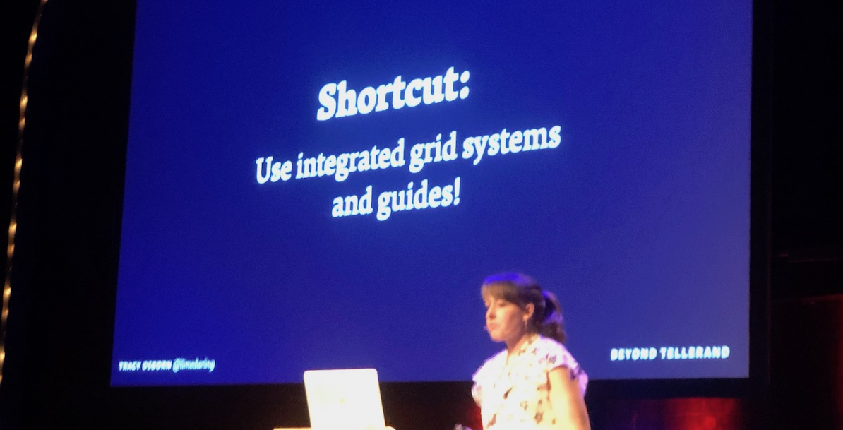 Shortcut: use grids