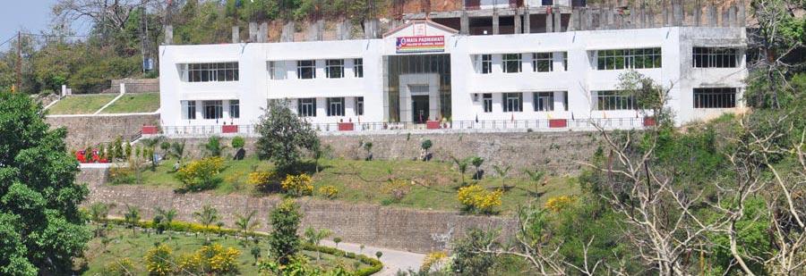 Mata Padmawati College Of Nursing, Sirmaur Image