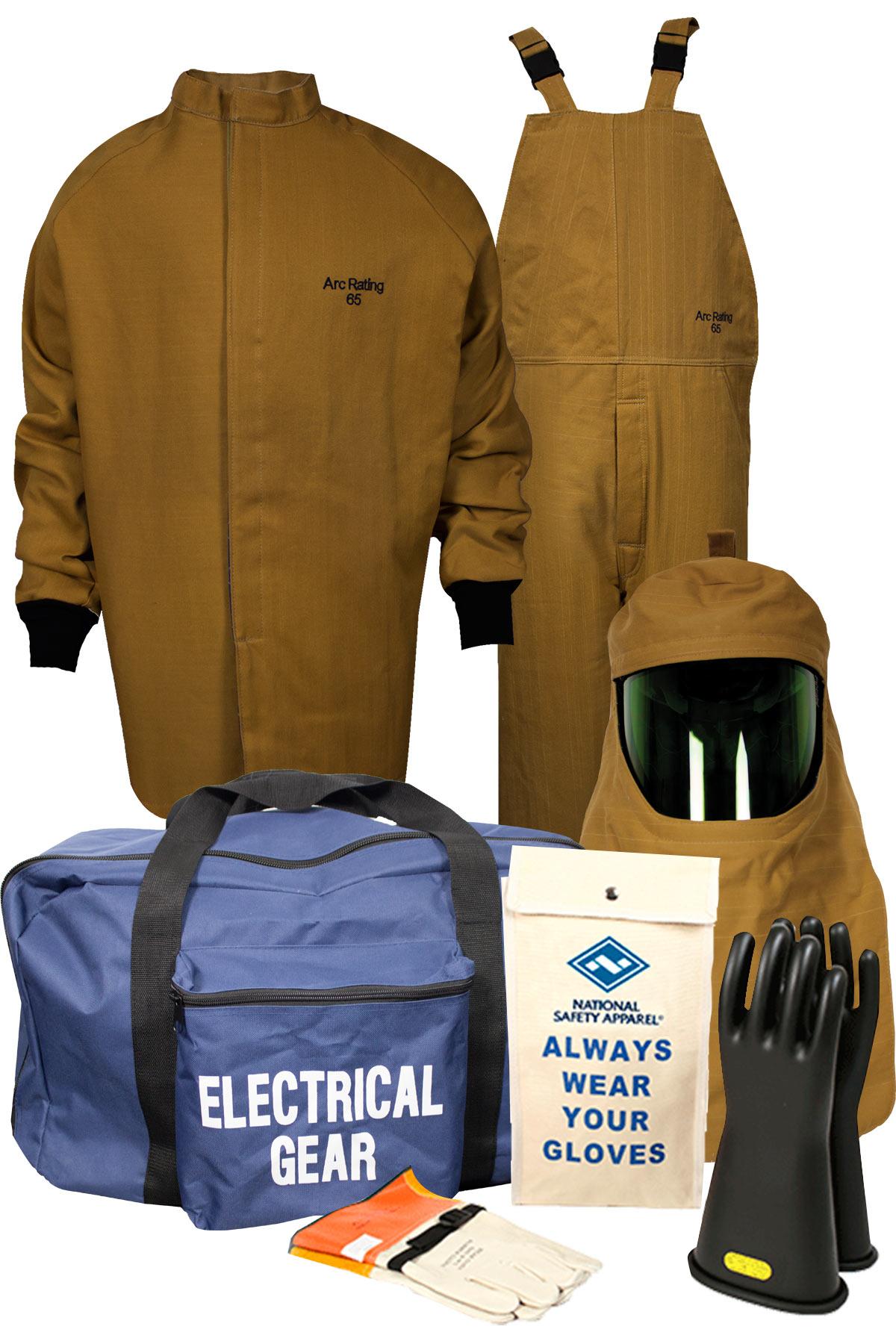 National Safety Apparel KIT4SC653X11