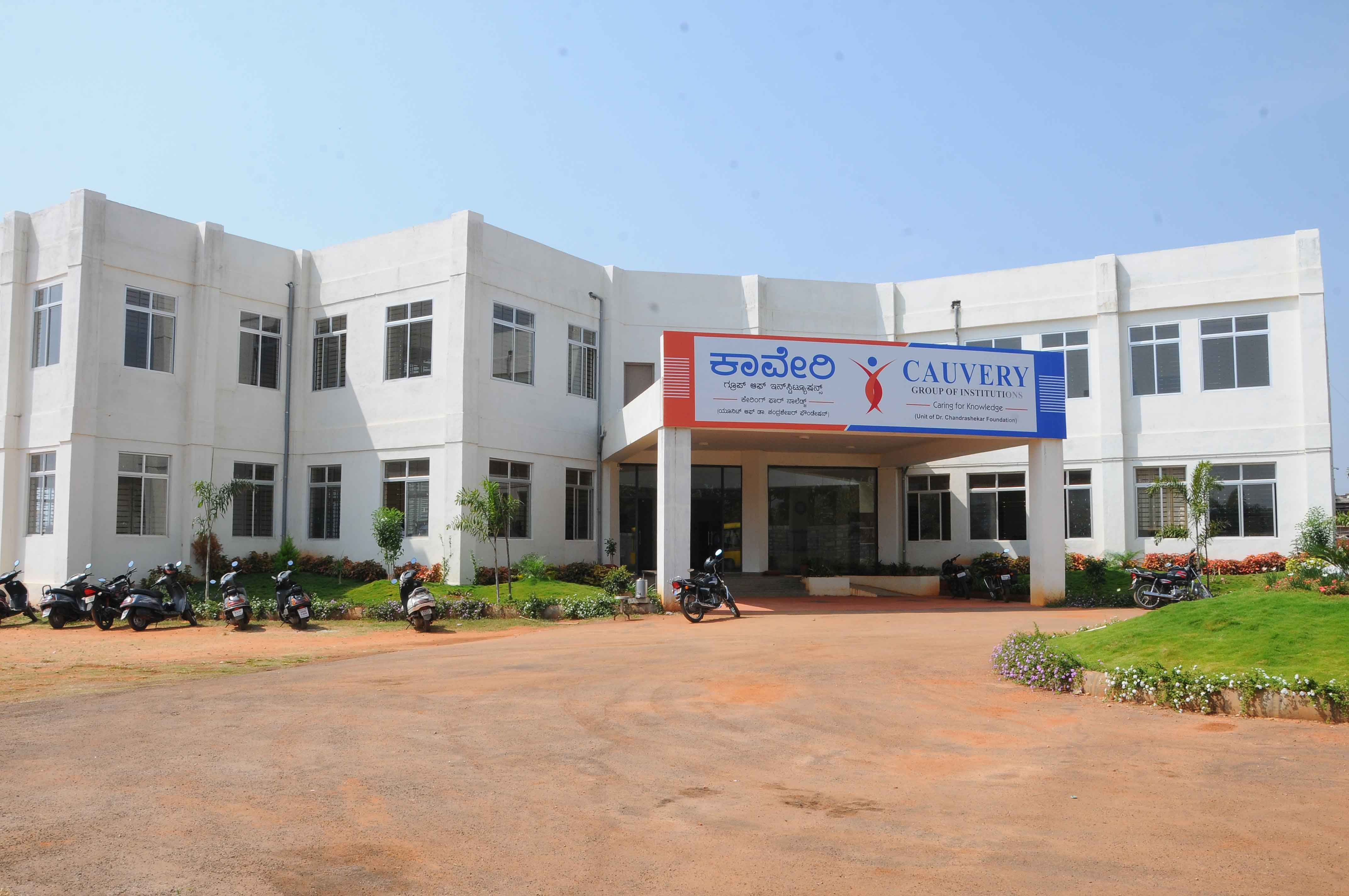 Cauvery College of Nursing, Mysore